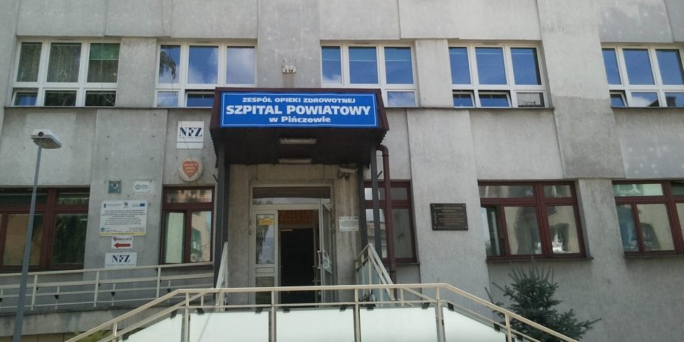 Zespół Opieki Zdrowotnej w Pińczowie